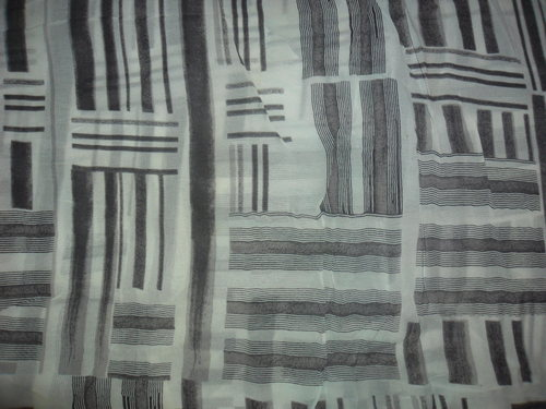 Printed Viscose Georgette Fabric