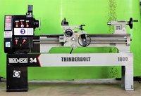 Banka 34 All Gear Lathe Machine
