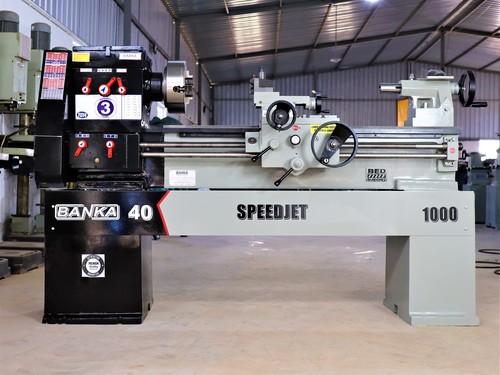 Medium Duty All Gear Lathe Machine 6 And 7 Feet