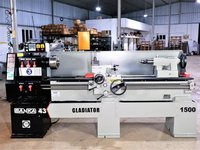 Banka 43 Gladiator Lathe Machine