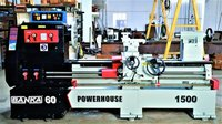 Banka 60 Power House Lathe Machine