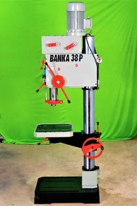ALL GEARED PILLAR DRILL MACHINE 38 MM