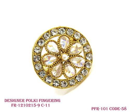 Diamonds Finger Ring
