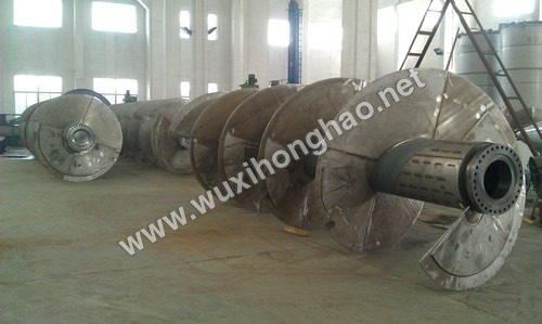 Screw Conveyor and Storage Tank