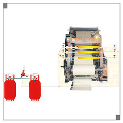 Corrugation Burner