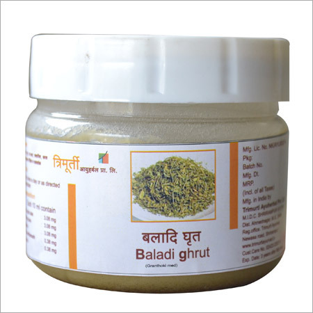 Herbal Ghrita