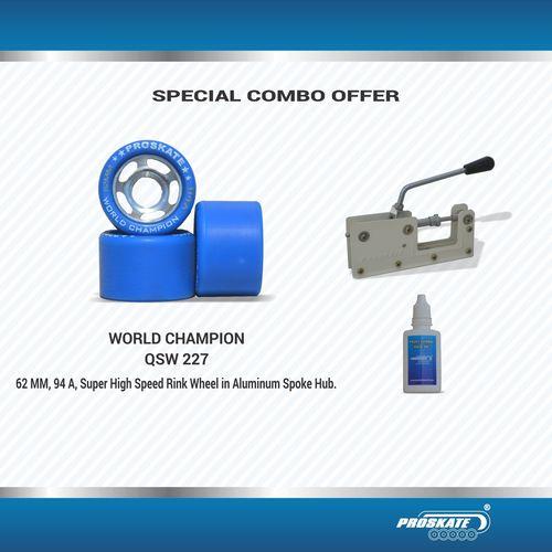 Proskate World Champion  Wheel Combo
