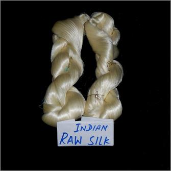 Indian Raw Silk Yarn