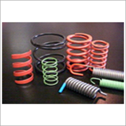 Industrial Springs Coating Services
