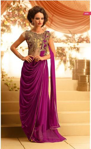 Latest Indian Elegent Gown
