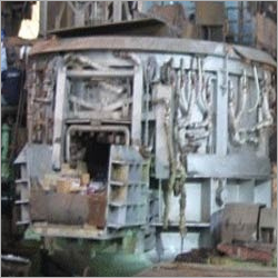 Split Shell For Electric Arc Furnace