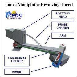 Lance Manipulator Revolving Turret for EAF