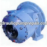 Industrial Hydraulic Pump Maintenance