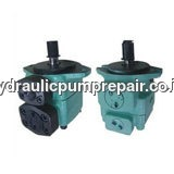 Yuken Piston Pump Repair