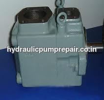 Yuken Axail Piston Pump Repair