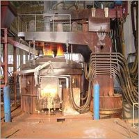 Furnace Cover Lifting Car Electric Arc Furnace