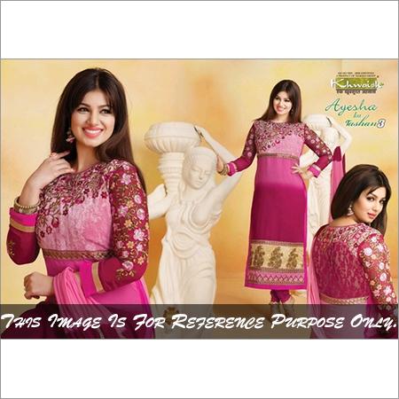 Ladies Georgette Salwar Kameez