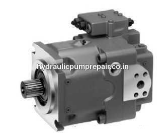 Hydraulic Double Vane Pump Repair