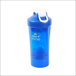 Blue Shaker Flask