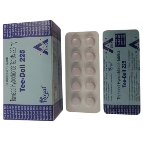 Tee Doll 225 Tablets