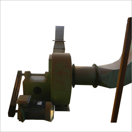 Pneumatic Suction Fan