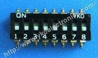 8 Way SMD Switch