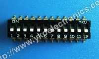 11 Way SMD Switch
