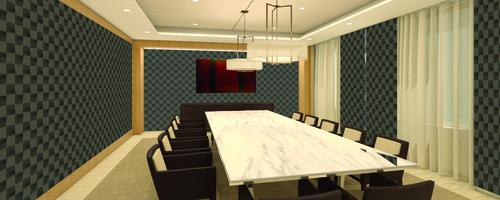 Lobby Designer Wallpaper