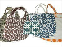 Fancy Printed Cotton Bags