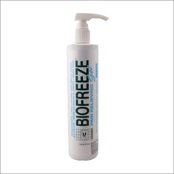 Biofreeze Gel Pump
