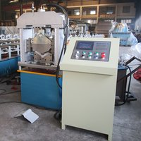 Ridge Cap Cold Roll Forming Machine