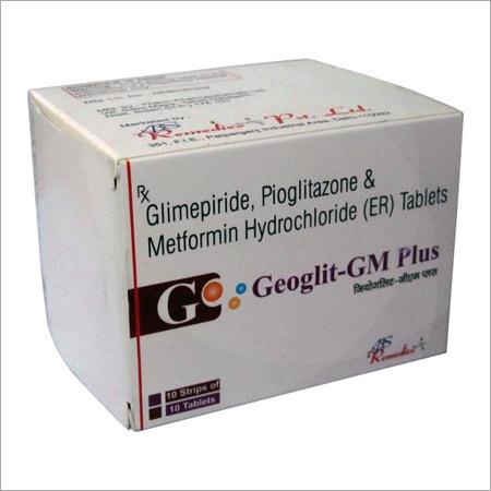 Glimepiride Tablets