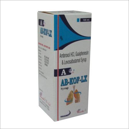 Ambroxol HCI Syrup