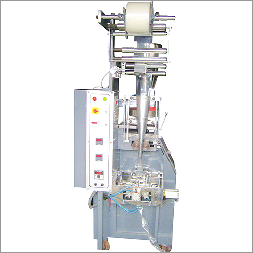 Pneumatic Liquid Triangle Pouch Machine