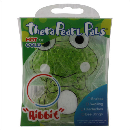 Therapearl Pals Ribbit The Frog