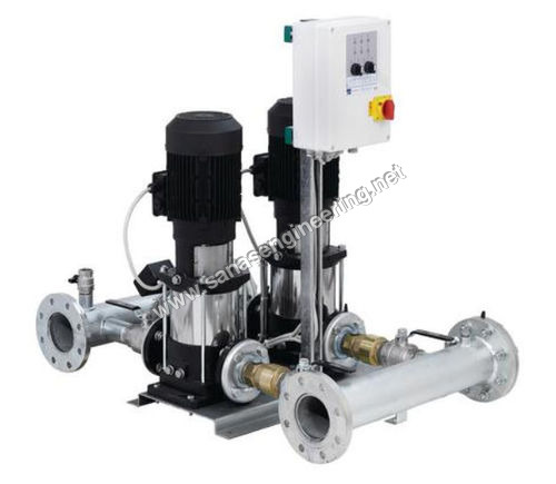 Double Booster Pumping System