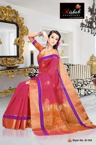 Handloom Silk Cotton