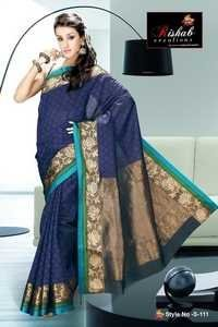 Silk Cotton Sarees- S 111