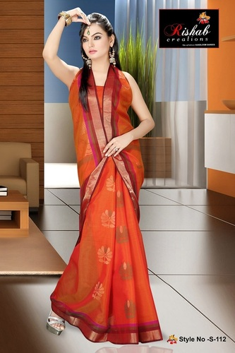 Silk Cotton Sarees- S 112