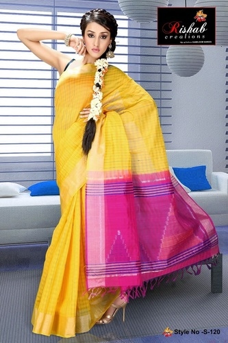 Silk Cotton Sarees- S 120