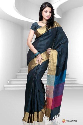 Pure Silk Sarees - D 921