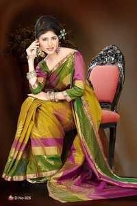 Designer Silk Sarees - D 926