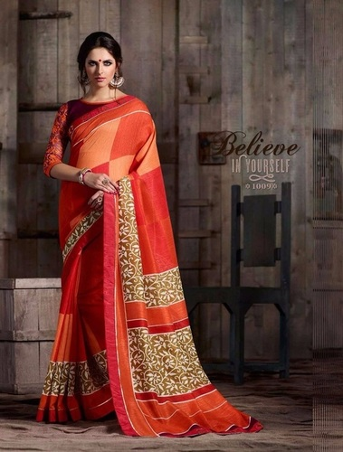 Exclusive cotton sarees