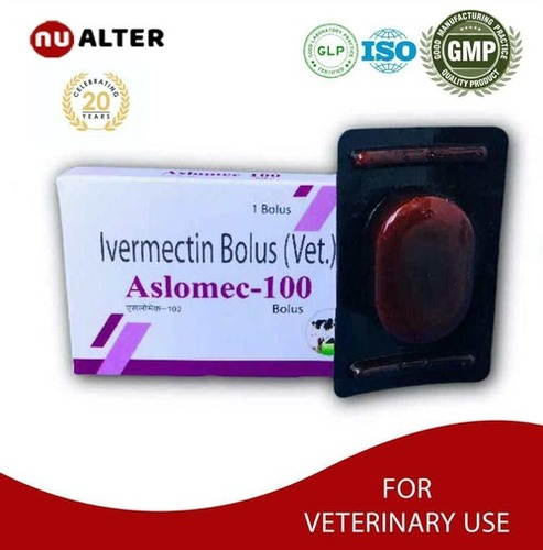 Veterinary Bolus / Liquids