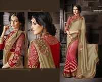 Designer eleganet saree
