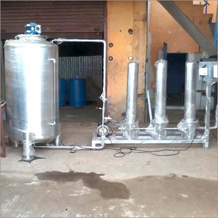 Steel Water Treatment Plant