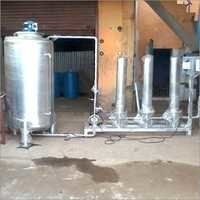 Steel Water Treatment Plant