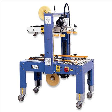 Top & Bottom Adjustable Carton Taping Machine (JP 502)