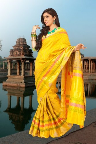 Kanchipuram Silk Sarees - D 958
