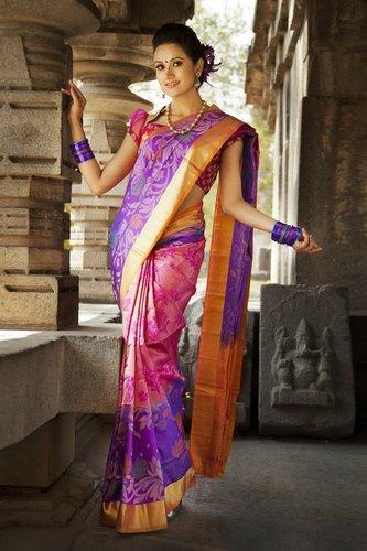 Kanchipuram Silk Sarees - D 960